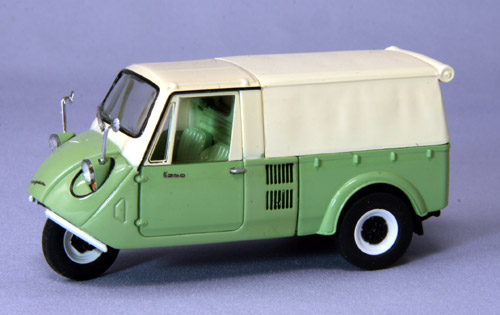 【44047】MAZDA K360 with soft top (GREEN)