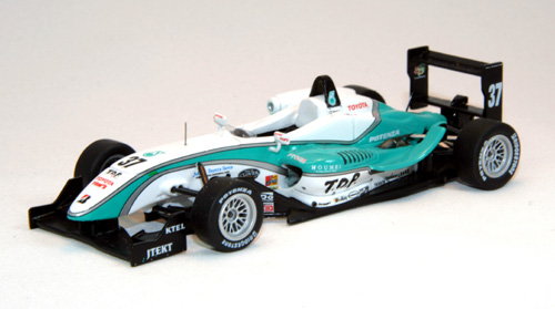 【44077】TDP TOM'S F308 2008 Japan F3 No. 37 【RESIN】