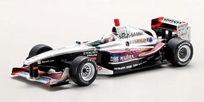 【44122】Formula Nippon KONDO RACING No. 3 SUGO 2008 【RESIN】