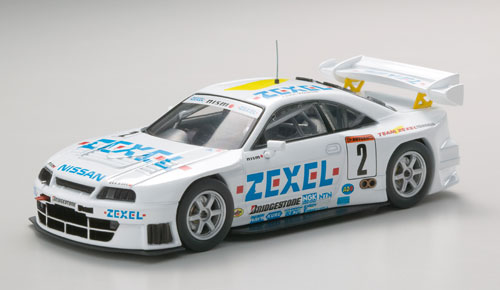 【44193】ZEXEL SKYLINE JGTC 1998 No. 2