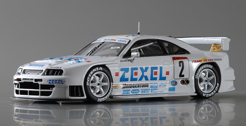 【44253】ZEXEL SKYLINE R33 JGTC 1998 No. 2 LOW-DOWNFORCE