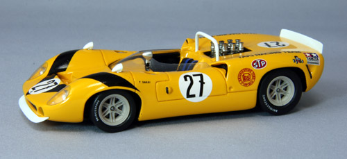 【44274】LOLA T70 Mk.2 1968 Japan GP No. 27 【RESIN】