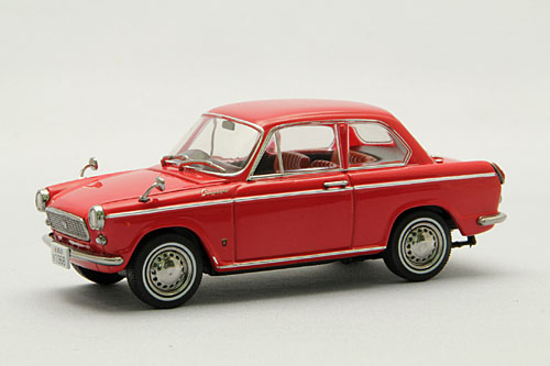 【44338】DAIHATSU COMPAGNO BERLINA (RED)