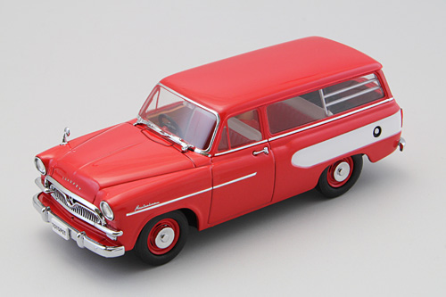 【44340】TOYOPET MASTERLINE LIGHT VAN 1959 (RED)