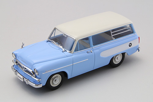 【44341】TOYOPET MASTERLINE LIGHT VAN 1959 (LIGHT BLUE)