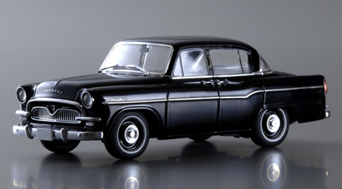 【44350】TOYOPET CROWN DX RS21 1958 (BLACK)