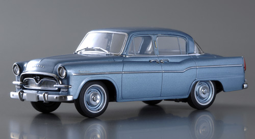 【44351】TOYOPET CROWN DX RS21 1958 (BLUE)