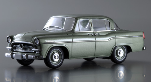 【44352】TOYOPET CROWN DX RS21 1958 (GREEN)