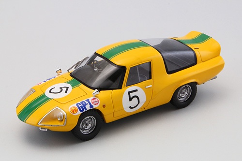 【44368】DAIHATSU P3 1966 Japan GP No. 5 【RESIN】