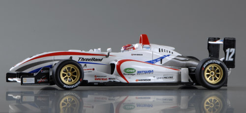 【44371】ThreeBond F3 2010 No.12 Japan F3 Campionship 【RESIN】