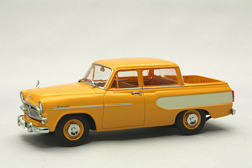 【44431】TOYOPET Masterline double pick up 1959 (YELLOW)