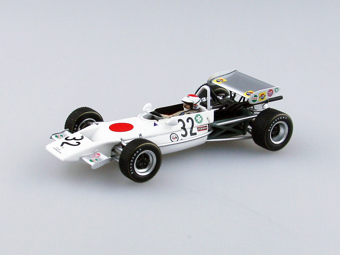 【44513】Lotus 69 F2 No. 32 【RESIN】