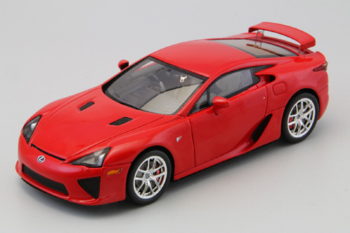 【44515】Lexus LFA (RED) 【RESIN】