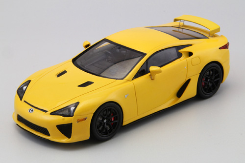 【44516】Lexus LFA (YELLOW) 【RESIN】
