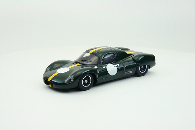 【44556】COSTIN NATHAN GT 1968 【Resin】