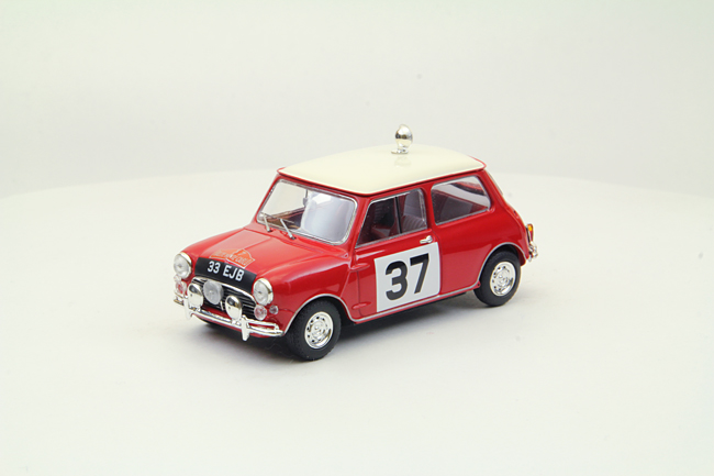 【44660】MORRIS MINI COOPER Monte Carlo rally 1964 Winner