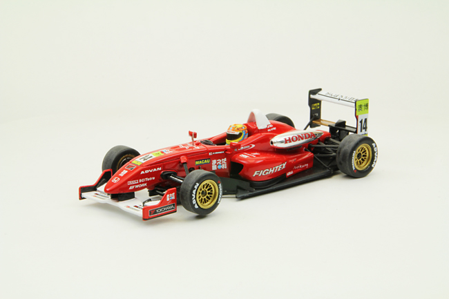 【44700】Toda racing F3 Macau 2011【Resin】