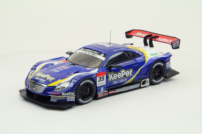 【44738】KeePer Kraft SC430 SUPER GT500 2012 No. 35
