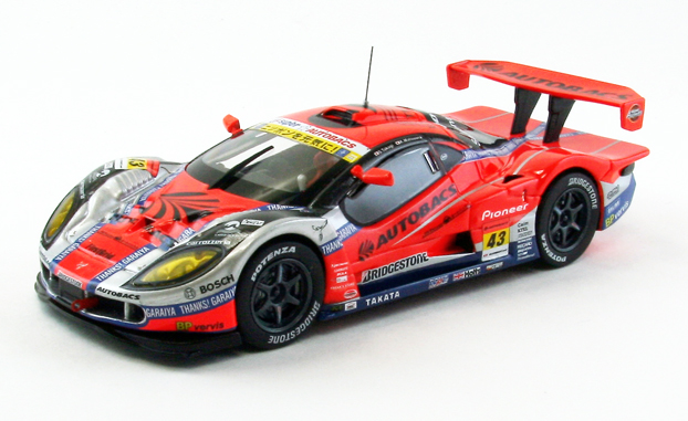 【44748】ARTA Garaiya SUPER GT300 2012 last race No. 43 【RESIN】