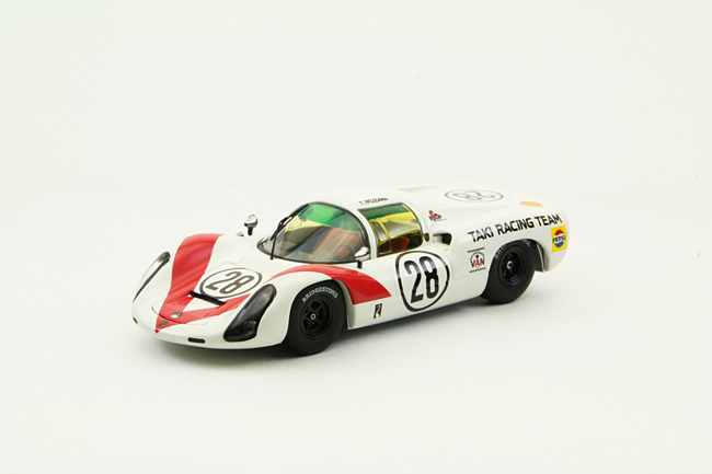 【44791】Ikuzawa PORSCHE 910 Japan GP 1968