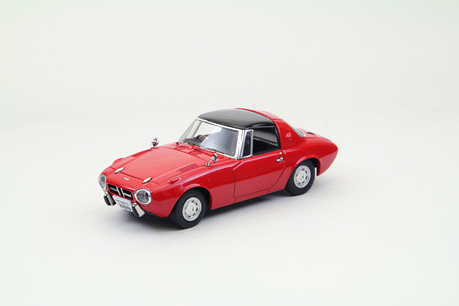 【44801】Toyota Sports 800 (RED)