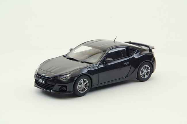 【44803】SUBARU BRZ (DARK GRAY)