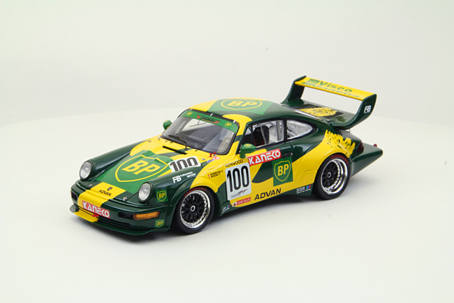 【44828】BP OIL PORSCHE TURBO JGTC GT1 1995 【Resin】