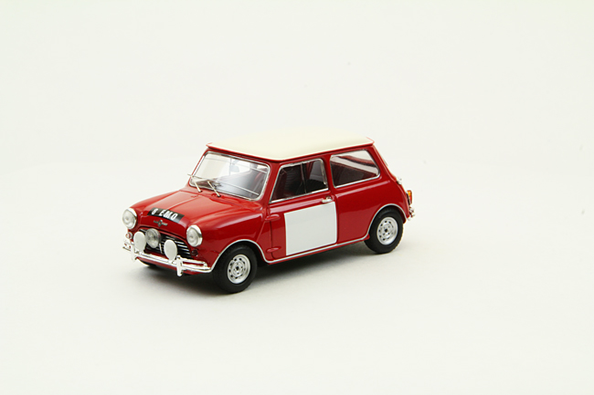 【44831】MORRIS MINI COOPER S rally version