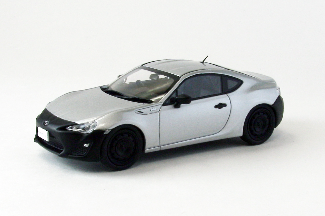 【44886】TOYOTA 86 RC (SILVER)