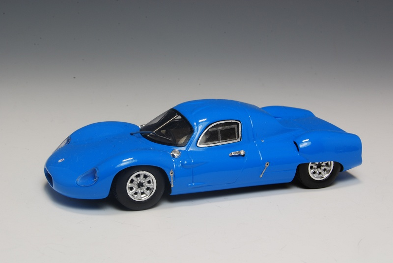 【44905】COSTIN NATHAN London racing car show 1969 【RESIN】