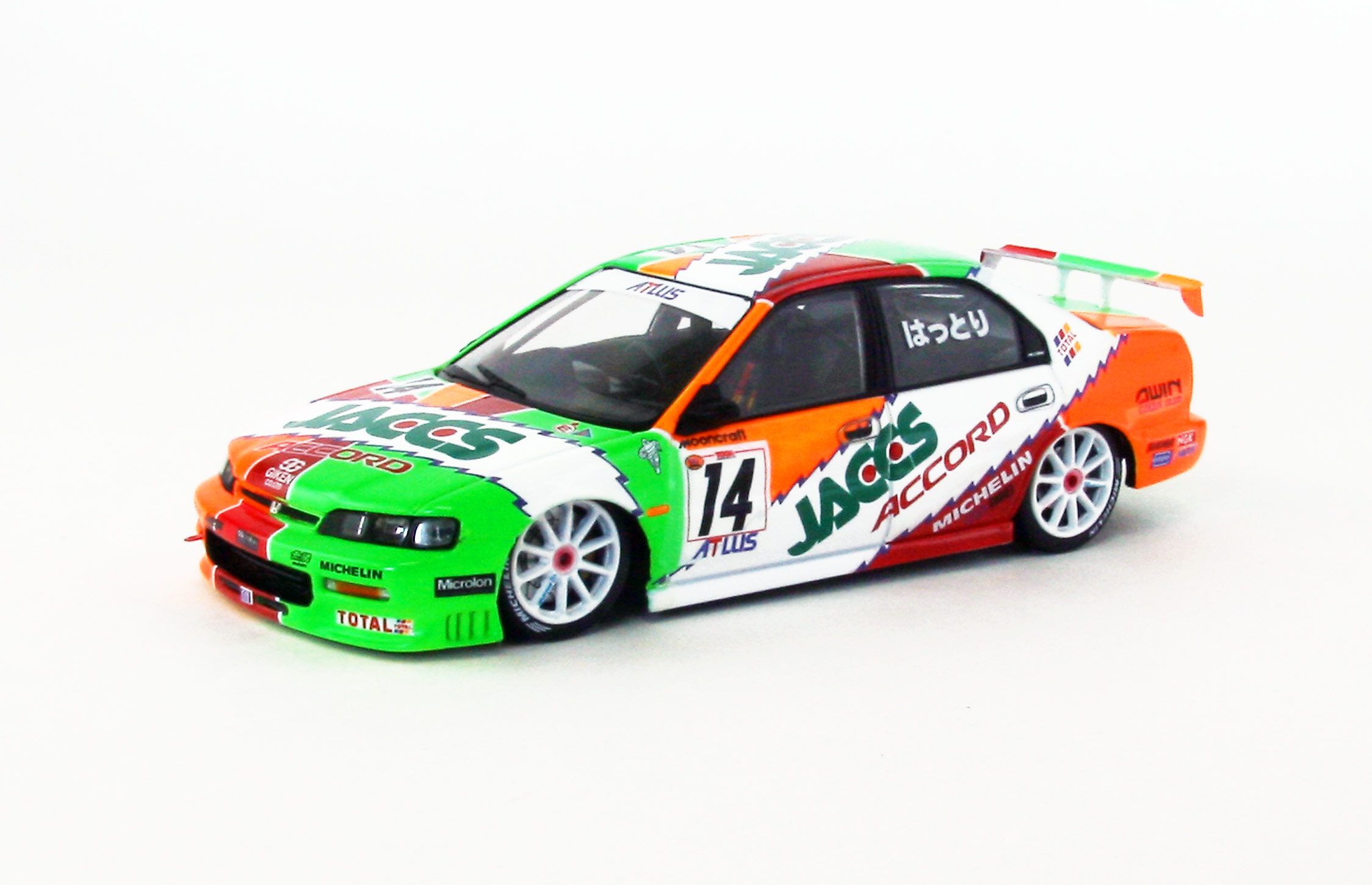 【45039】JACCS ACCORD JTCC 1996  No.14