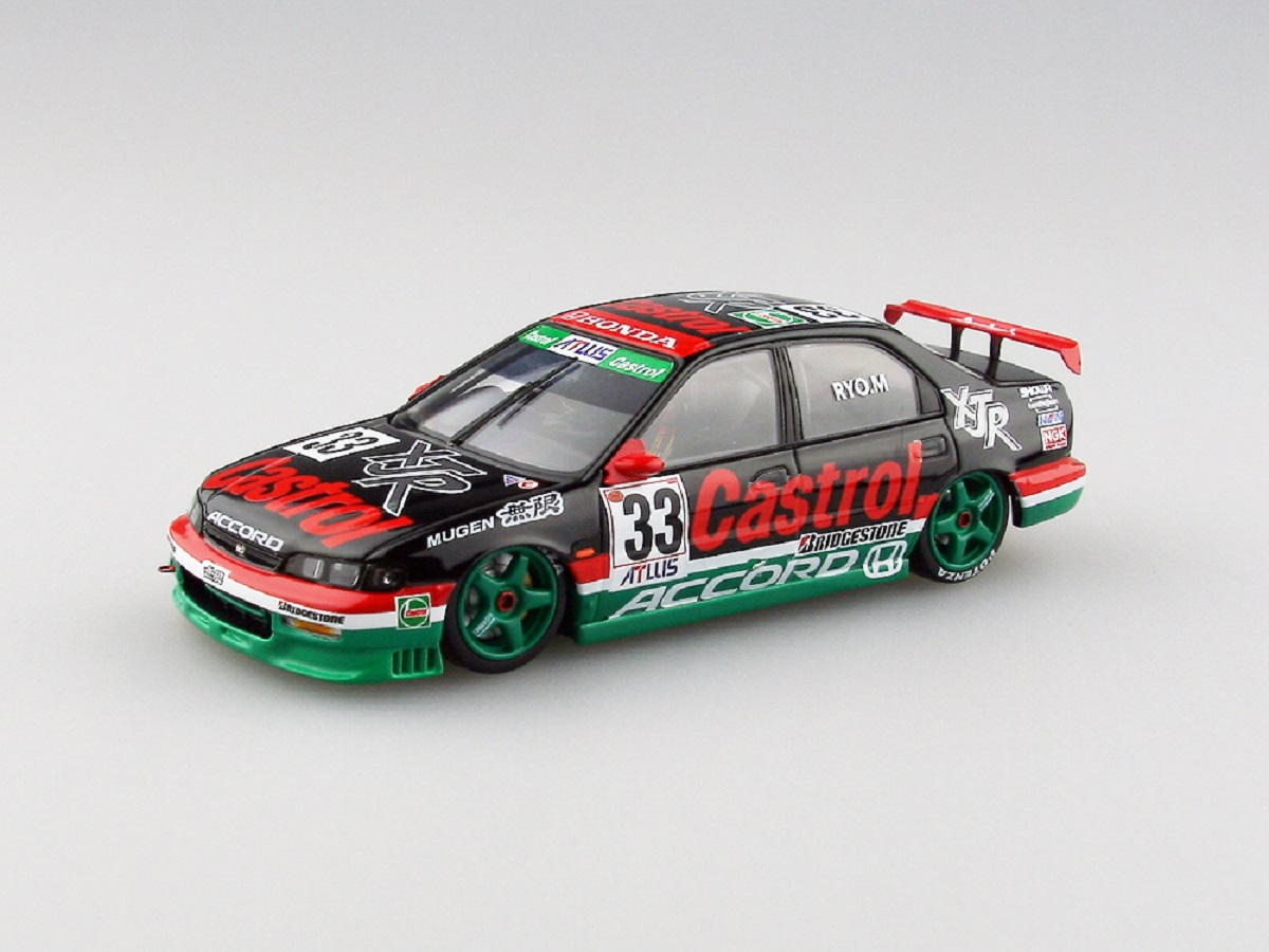 【45136】MUGEN ACCORD JTCC 1996 No.33