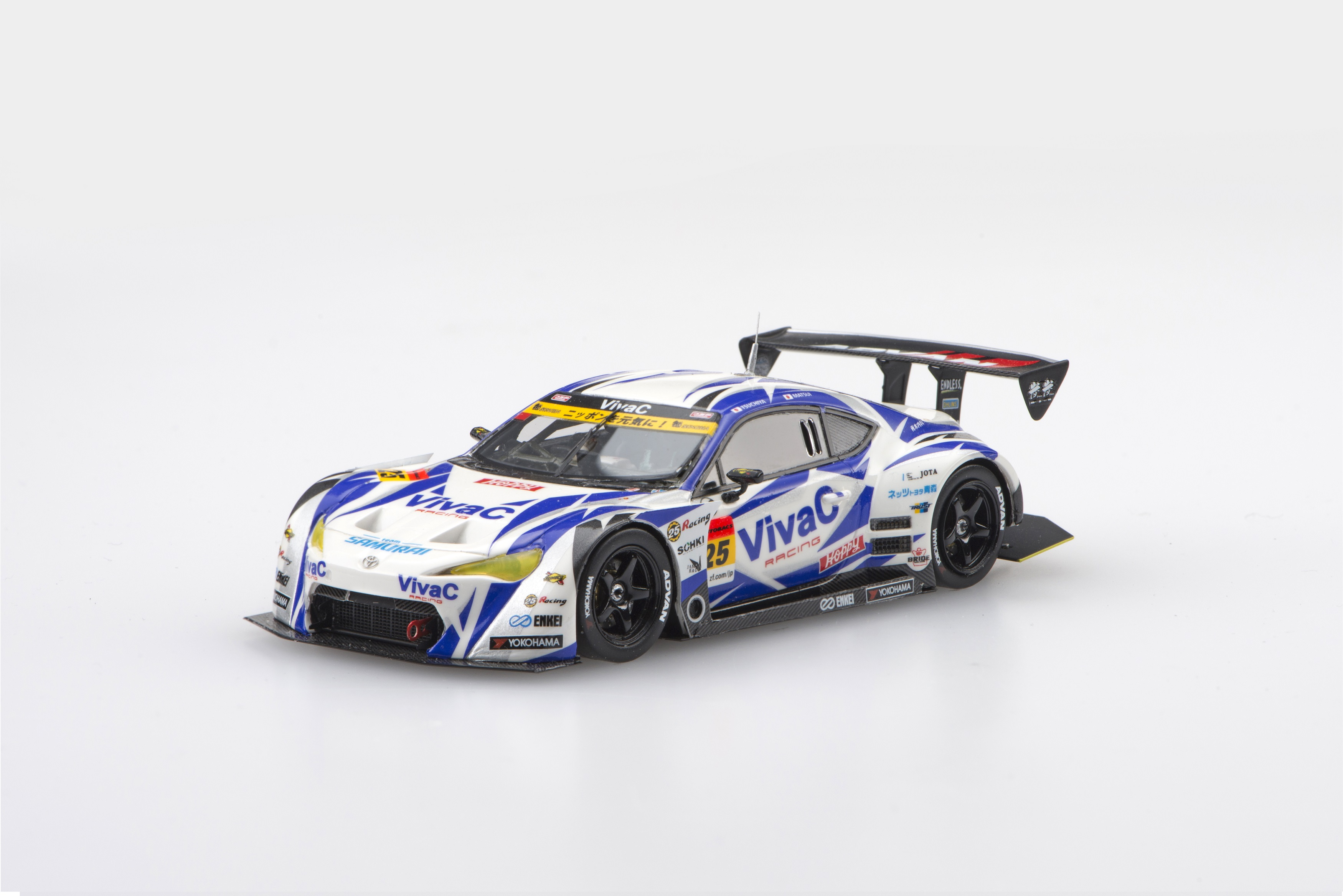 【45303】VivaC 86 MC SUPER GT300 2015 No.25 【RESIN】