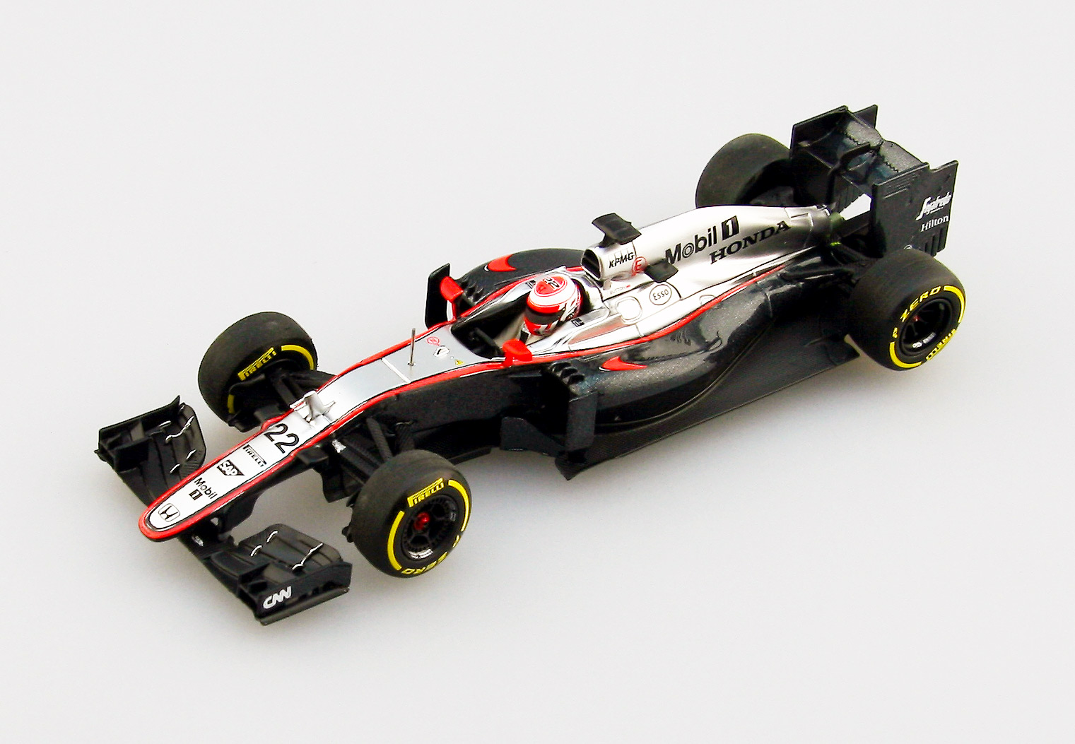 【45325】McLaren Honda MP4-30 2015 Early Season Version No.22