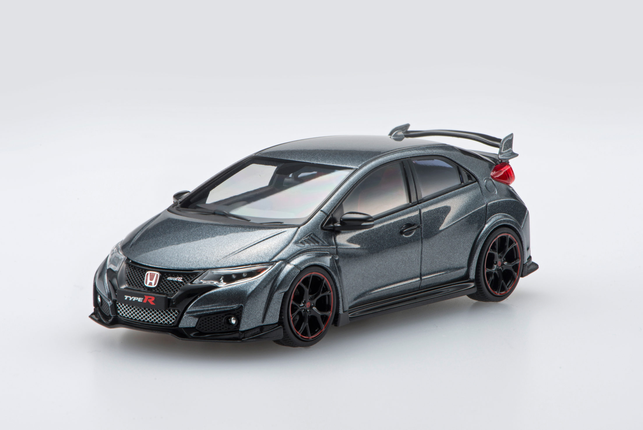 【45356】Honda CIVIC TYPE R 2015 (Polished Metal Metallic)