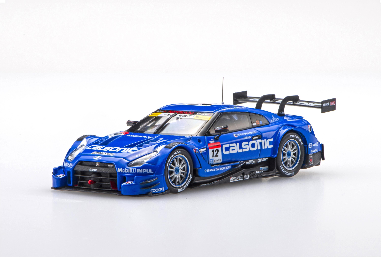 【45398】CALSONIC IMPUL GT-R SUPER GT GT500 2016 Rd.2 Fuji No.12