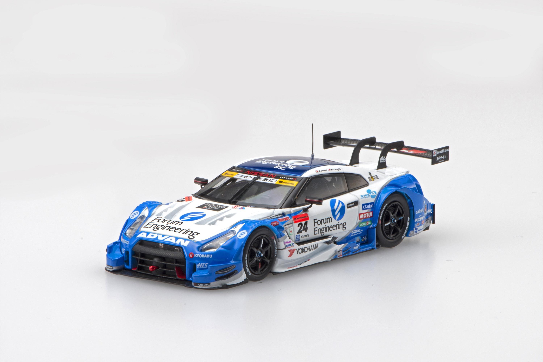【45400】Forum Engineering ADVAN GT-R SUPER GT GT500 2016 Rd.2 Fuji No.24