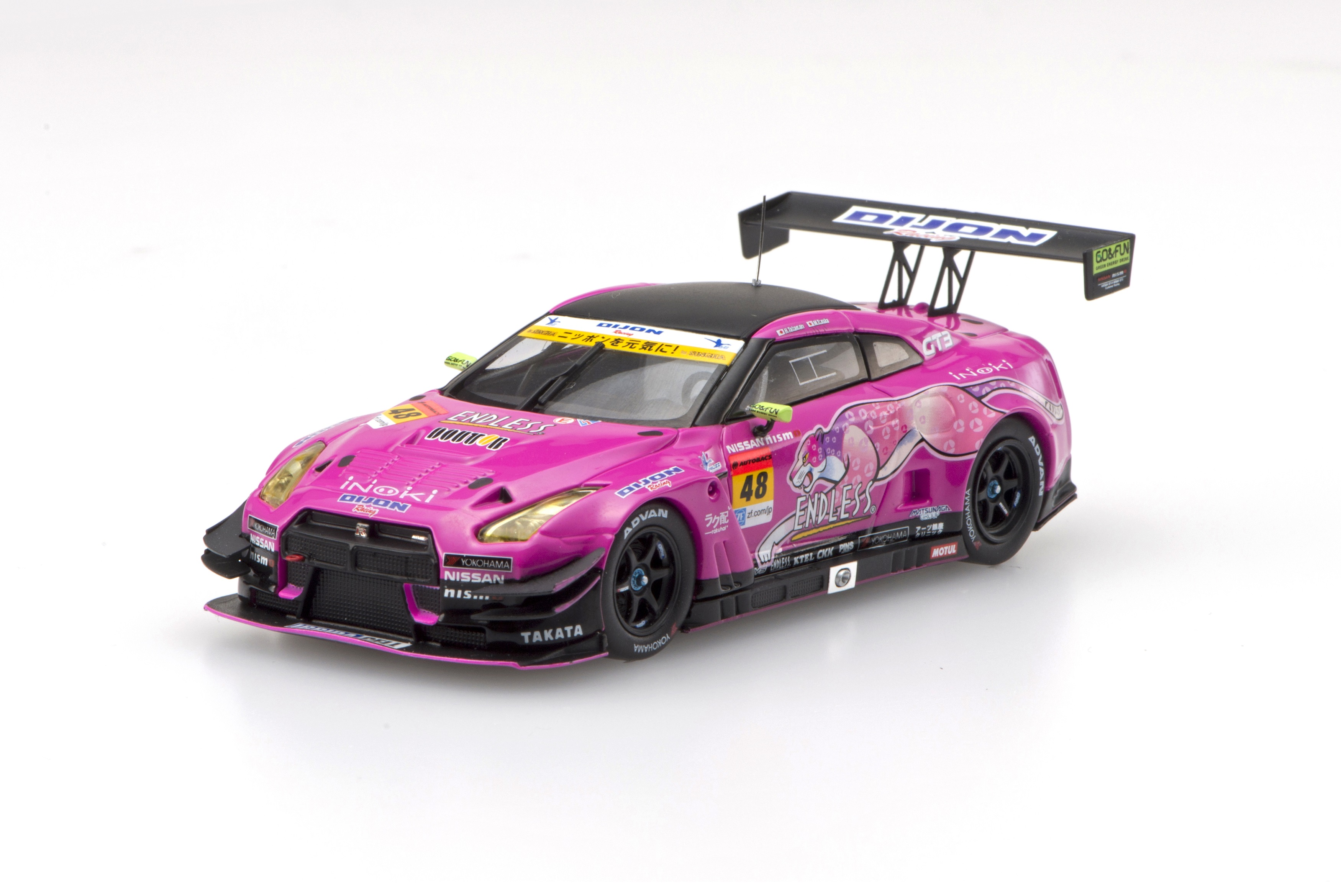 【45425】DIJON Racing GT-R SUPER GT GT300 2016 No.48