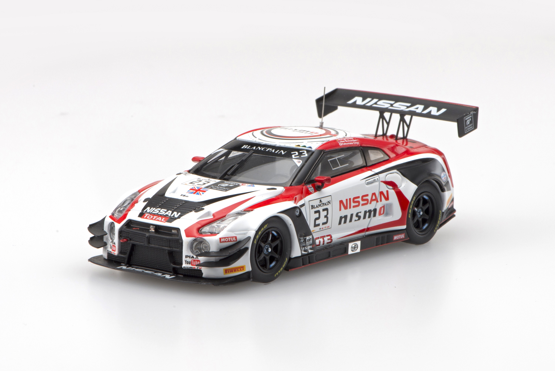 【45483】NISSAN GT-R NISMO GT3 Blancpain Endurance Series 2015 Champion No.23