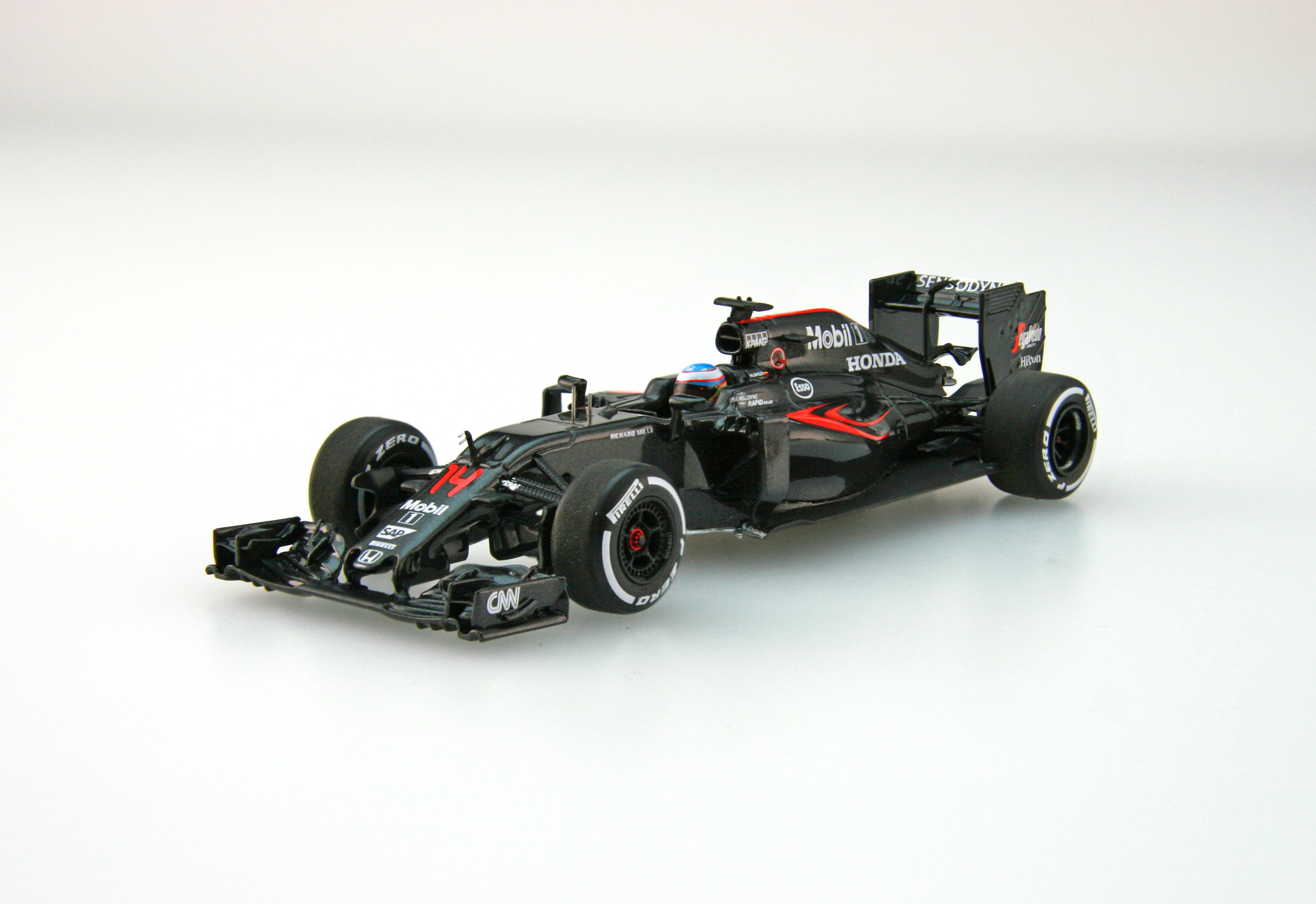 【45486】McLAREN HONDA MP4-31 2016 No.14