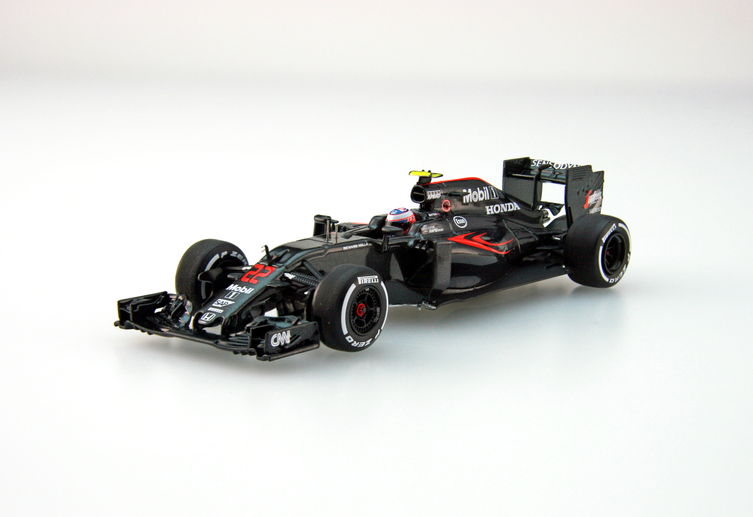【45487】McLAREN HONDA MP4-31 2016 No.22