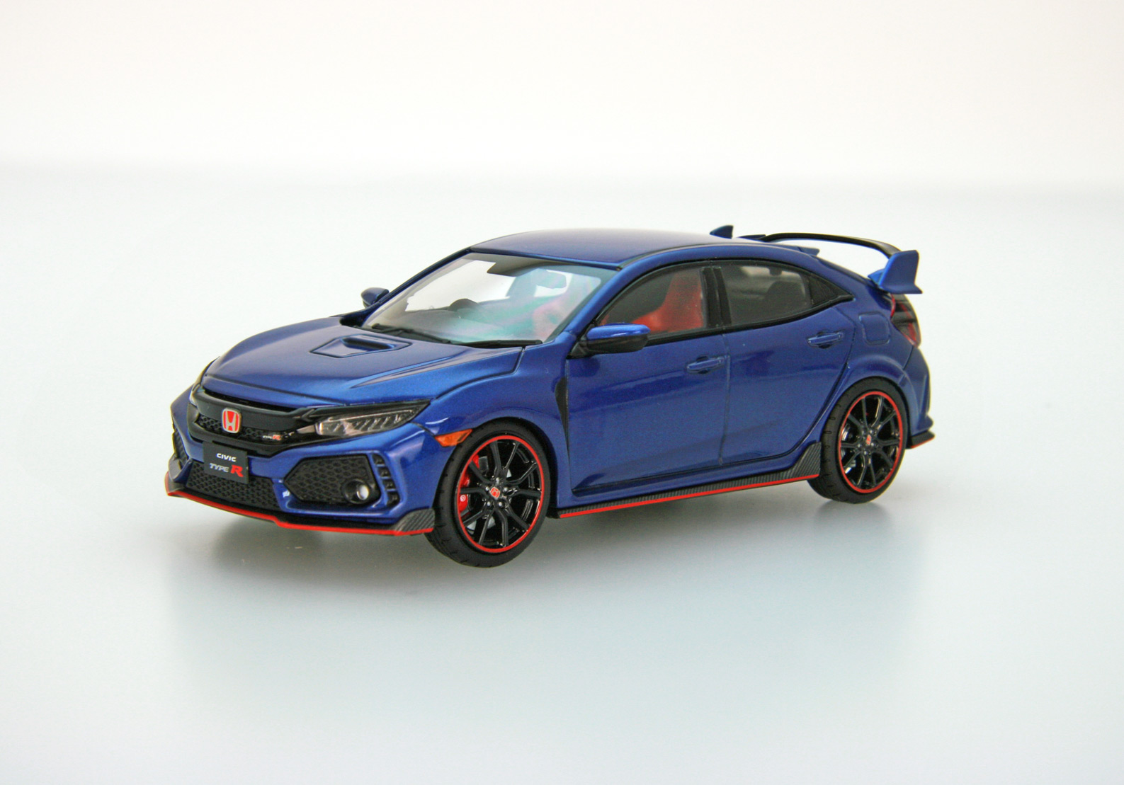 【45575】Honda CIVIC TYPE R 2017 (Brilliant Sporty Blue Metallic)