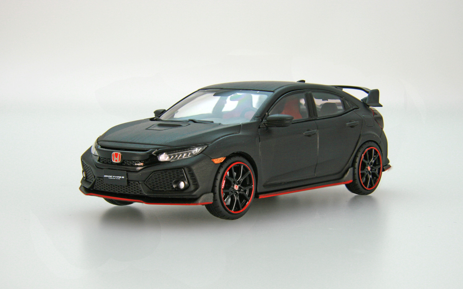 ☆EBBRO SHOP 限定パッケージ☆【45576】Honda CIVIC TYPE R 2017 Prototype