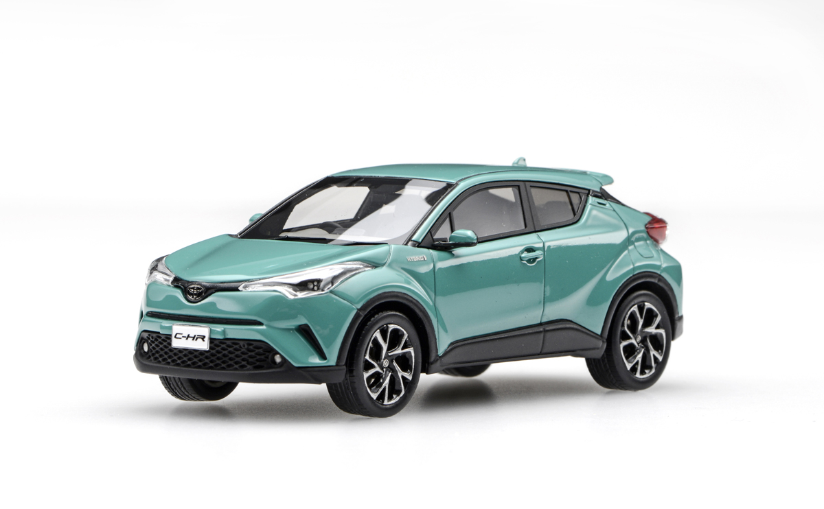 【45602】TOYOTA C-HR (Radiant Green Metallic) [RESIN]