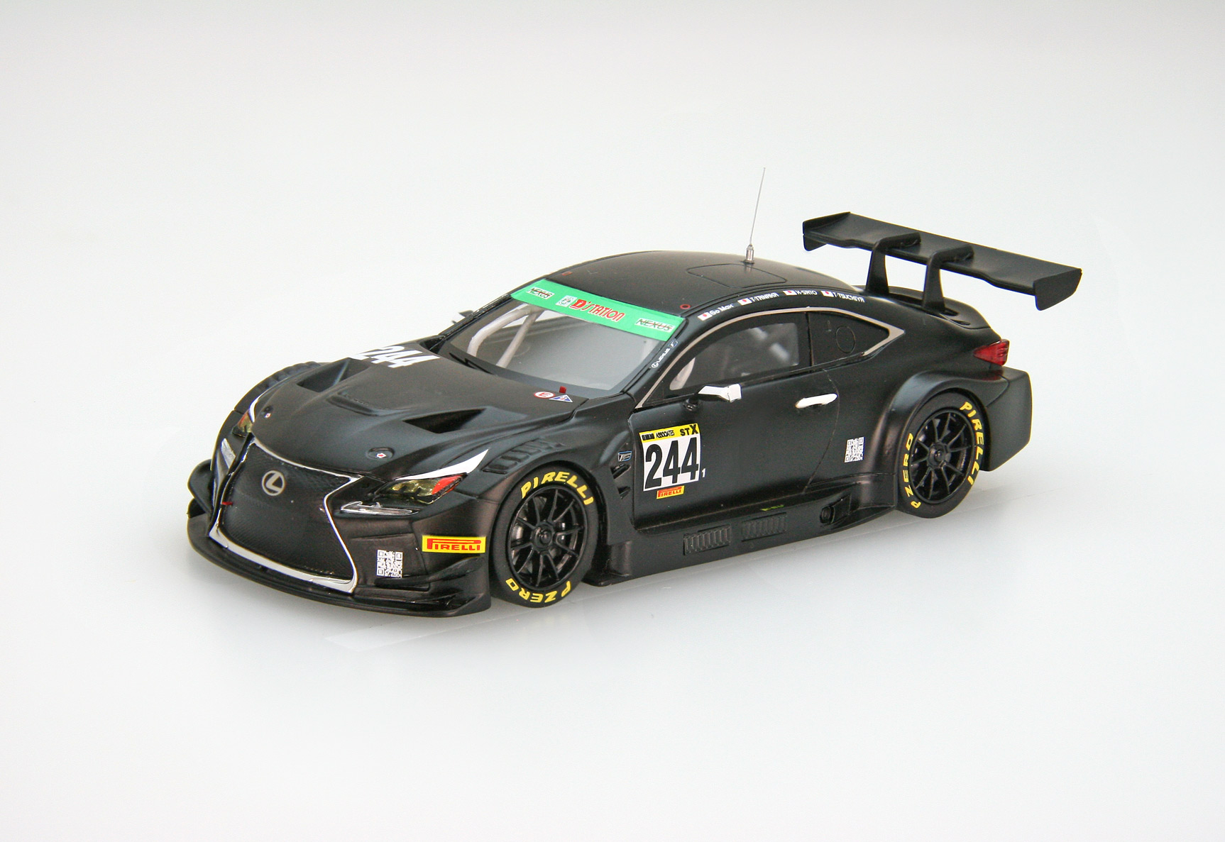 ☆予約品☆【45701】Max Racing RC F GT3 SUPER TAIKYU 2018 No.244 [RESIN]