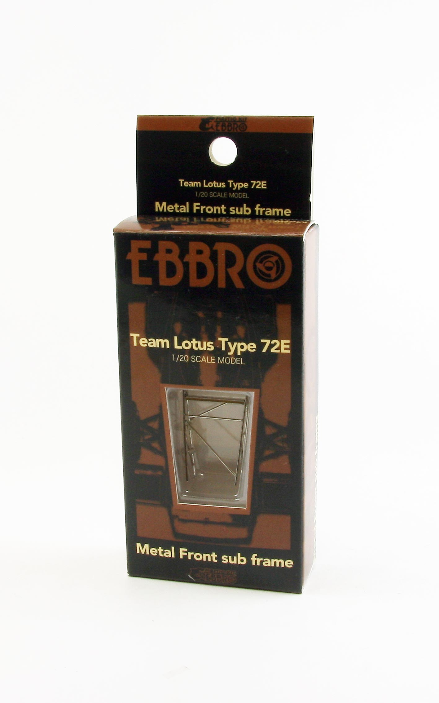 【62001】1/20 Team Lotus Type 72E 1973 front metal sub frame 【PARTS】
