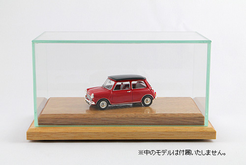 【99008】DISPLAY CASE for 1/43 scle model (W179×H100×D94mm)