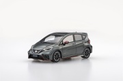 ☆予約品☆【45441】NISSAN NOTE e-POWER NISMO (Dark Metal Gray) 【RESIN】