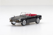 ☆予約品☆【45467】Honda S500 1963 (Black) 【RESIN】