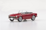 ☆予約品☆【45468】Honda S500 1963 (Red) 【RESIN】